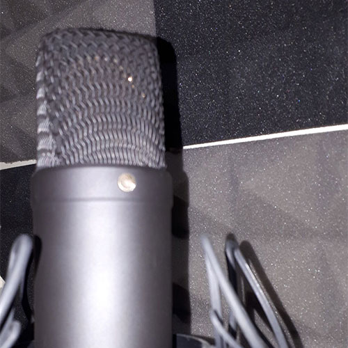 Rode N1 Condenser Microphone